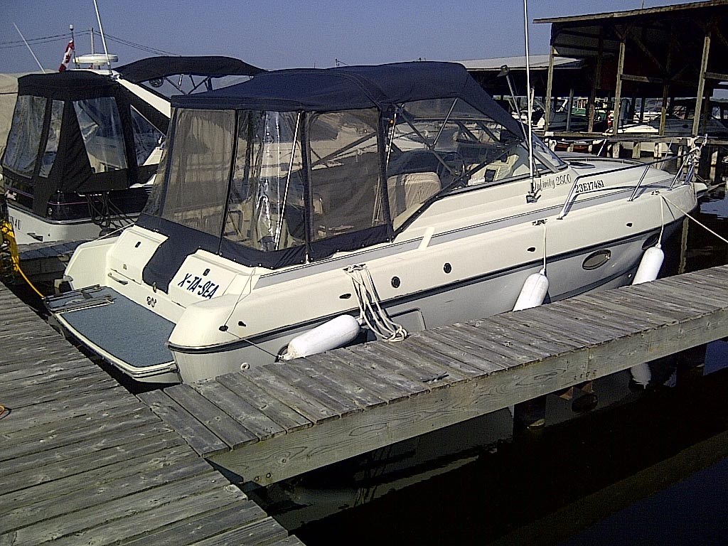 1990 Sunray Infinity 2800 For Sale In The Lindsay Area