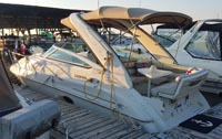 2000 Doral 250SE sold sold by a marine, boat and yacht broker in the Pickering, Whitby, Bowmanville, Peterborough, Belleville, Trenton and Brighton areas of  Ontario, Canada.
