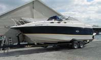 2005 Regal 2765 Commodore sold by a marine, boat and yacht broker in the Pickering, Whitby, Bowmanville, Peterborough, Belleville, Trenton and Brighton areas of  Ontario, Canada.