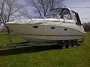 2003 Cruisers 3275 Express MC sold in the Lindsay area north east of Toronto, Ontario, Canada.