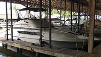1992 Carver 634 Santego sold by a marine boat and yacht broker in the Pickering, Whitby, Bowmanville, Peterborough, Belleville, Trenton and Brighton areas of  Ontario, Canada.