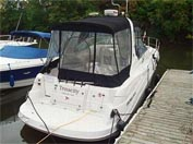 2007 Four Winns 318 Vista sold in the Lindsay area north east of Toronto, Ontario, Canada.