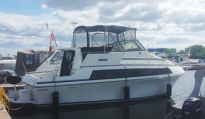 Ontario Marine Brokers Boat Yacht And Sailboat Brokers