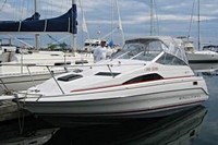 1990 Bayliner 2255 Ciera - This boat was for sale and sold in the Toronto or Kawartha lakes area of Ontario, Canada.