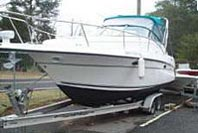 1996 Doral 250 SE - This boat was for sale and sold in the Toronto or Kawartha lakes area of Ontario, Canada.