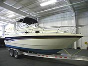 1997 Monterey 256 MC - This boat was for sale and sold in the Toronto or Kawartha lakes area of Ontario, Canada.