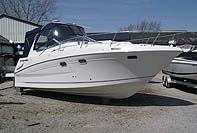 2002 Four Winns 298 - This boat was for sale and sold in the Toronto or Kawartha lakes area of Ontario, Canada.