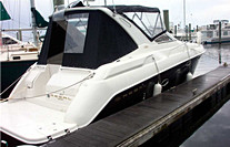 2002 Regal 3260 Commadore - This boat was for sale and sold in the Durham Region area of Ontario, Canada.