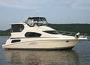 2003 Silverton 390 - This boat was for sale and sold in the Toronto or Kawartha lakes area of Ontario, Canada.