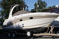 2007 Four Winns 278 Vista - This boat was for sale and sold in the Toronto or Kawartha lakes area of Ontario, Canada.