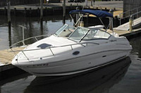 2008 Sea Ray 240 Sundancer - This boat was for sale and sold in the Toronto or Kawartha lakes area of Ontario, Canada.